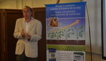 Bunge se propuso cambiar la historia de la soja
