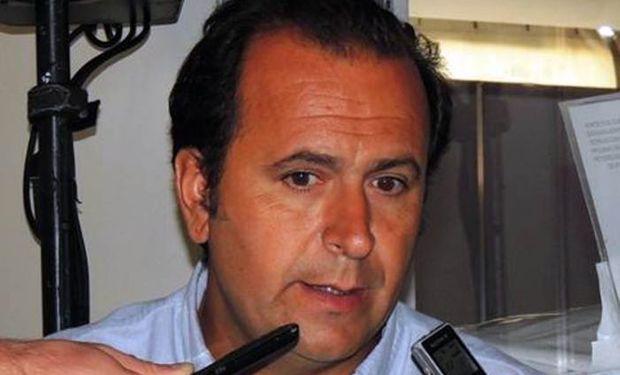 Jorge Solmi, Vicepresidente II de Federación Agraria Argentina.