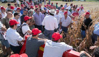 Jornada Campo Creciente Cosecha: un encuentro para ir calentando motores