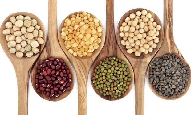 Si bien la producción de legumbres no es tan baja como puede creerse