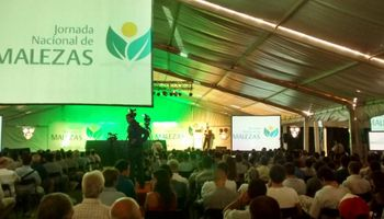 Más de 2 mil asistentes en la Jornada Nacional de Malezas