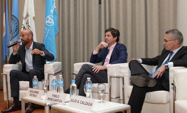 Se realizó ayer la Jornada abierta de la Sociedad Rural Argentina.