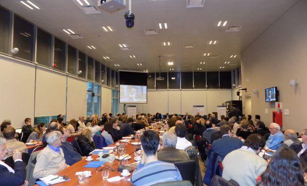 El encuentro tuvo lugar en el Congreso de la Nación.