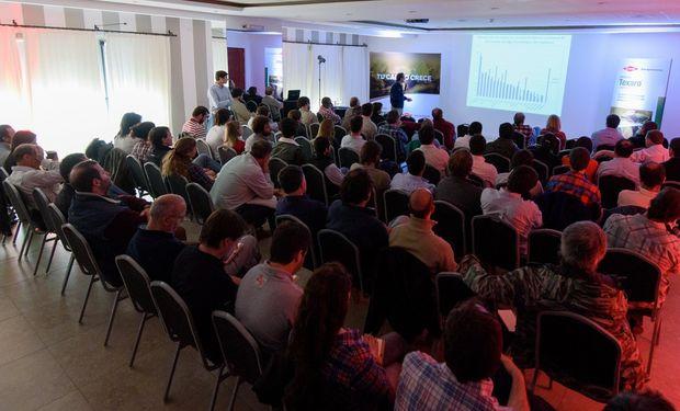 De los encuentros participaron más de 500 referentes y productores de cada zona.