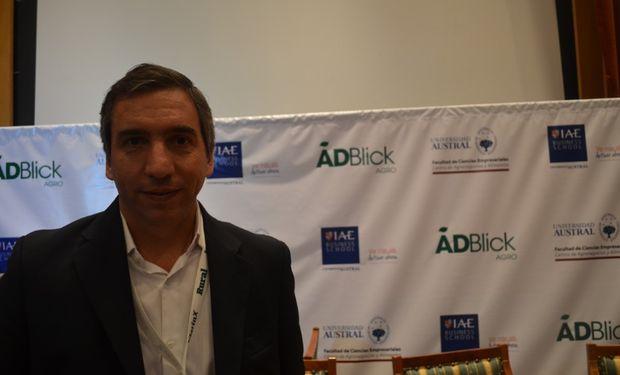José Demicheli, Director Ejecutivo de ADBlick Agro.