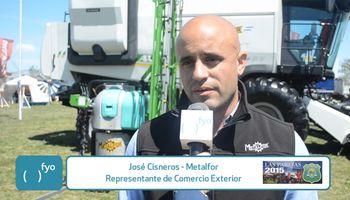 Metalfor en la Muestra Nacional de la Pyme Agroindustrial