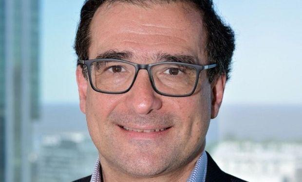 Juan Francisco Politi, vicepresidente ejecutivo de Allaria Ledesma & Cia.
