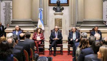 Se define hoy el caso de los jueces desplazados: la Mesa de Enlace compartió su postura