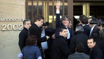 Rechazan pedido de juicio político a Boudou
