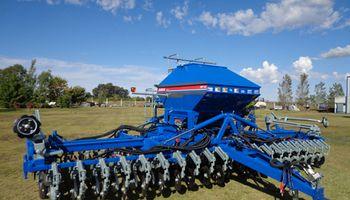 Juri: el precursor de las sembradoras Air Drill