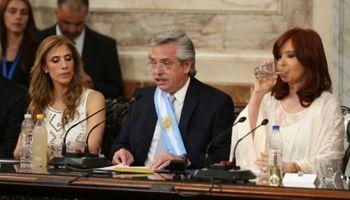 El discurso de Fernández en la apertura del período de sesiones ordinarias del Congreso