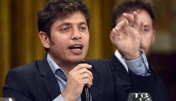 Kicillof presentó la nueva Ley Impositiva pero no modificó el inmobiliario rural