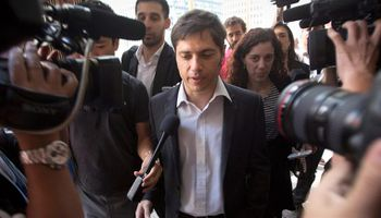 Axel Kicillof anunció que no hubo acuerdo