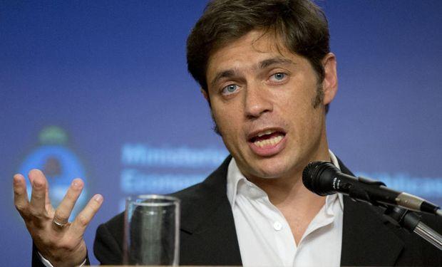 El ministro de Economía, Axel Kicillof, levantó el cepo a la cooperativa.