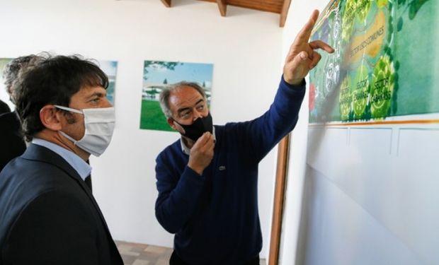 """Kicillof lanzó un programa para """"democratizar"""" la producción agropecuaria y aclaró: """"Va a ser privada"""""""
