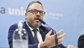 Carne: Kulfas se refirió al nuevo acuerdo para destrabar la exportación