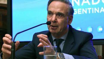 Primeras definiciones de Pichetto: apoyó a la producción y destacó el rol del Mercosur