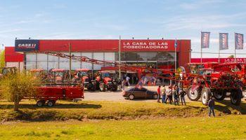 Feria de repuestos Case IH con 35% de descuento en Junín y Azul