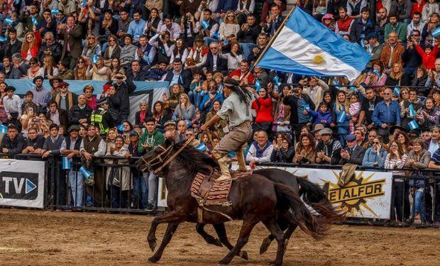 Más de 1 millón de visitantes le dijeron me gusta al campo argentino.