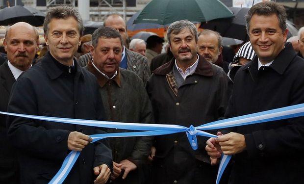 Al igual que el año pasado, Mauricio Macri encabezará la apertura de la exposición de La Rural en Palermo.