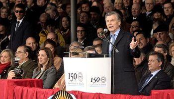Lo más destacado del discurso de Macri en La Rural