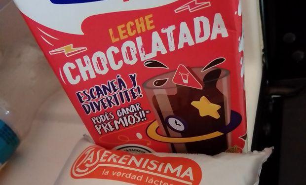 Dos lácteas están entre las cinco marcas más reconocidas de Argentina