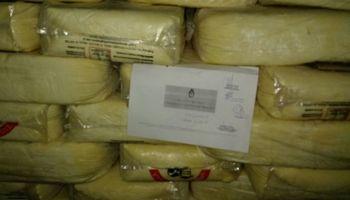 Buenos Aires: retienen 12.000 kg. de productos lácteos