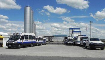 Conflicto gremial paralizó la producción de una reconocida pyme láctea