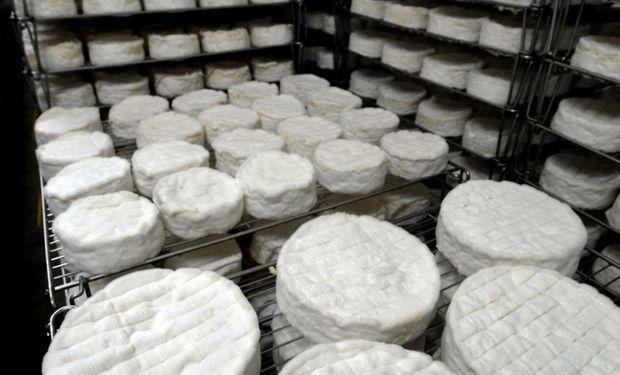 Venezuela debe una parte de la compra de quesos de 2015.