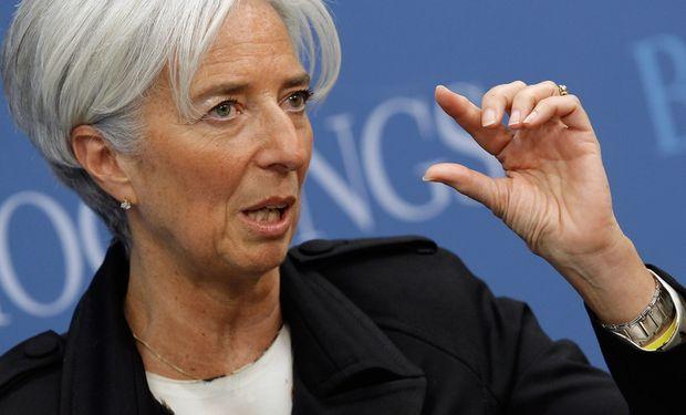 """La economía global está enfrentando """"dos grandes fenómenos""""."""