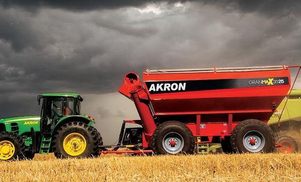 El lanzamiento y puesta en marcha de estas novedosas AKRON GranMax se realizará el día miércoles 09 de marzo.