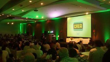 Lanzan el XXI Congreso Nacional CREA 2016