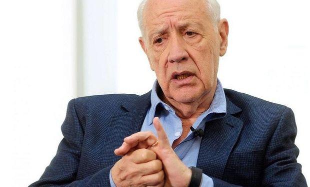 """""""¡Otra vez la grieta!"""": Lavagna criticó al oficialismo y a la oposición por el caso Vicentin"""