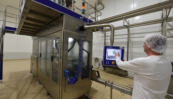 Inauguran una planta láctea en Córdoba, con una inversión de US$ 5 millones