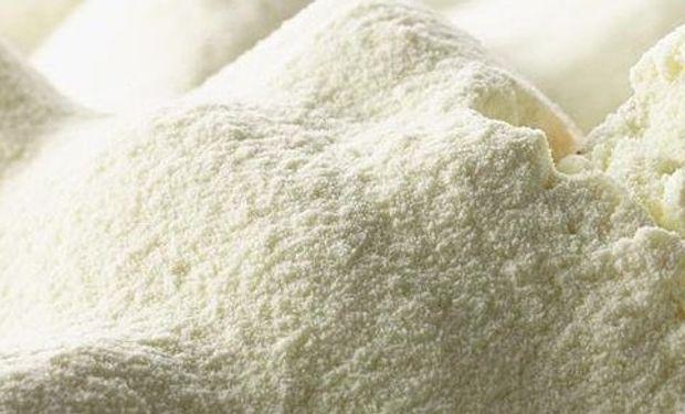 Ha caído estrepitosamente el precio de la leche en polvo en el mercado internacional.