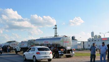 Cambio de tendencia en la exportación de leche en polvo