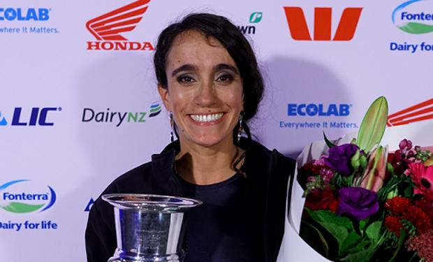 María Alvarez, la argentina premiada en una de las principales cuencas lecheras del mundo