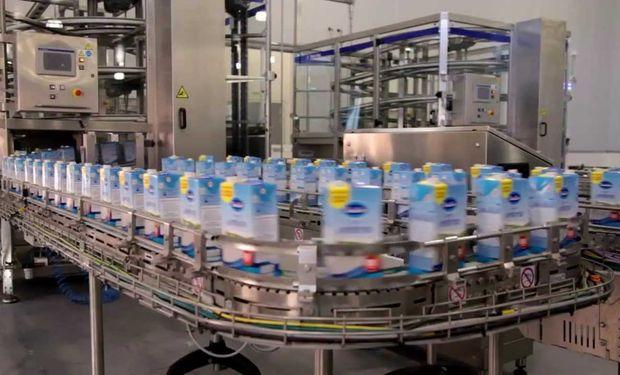 Buscan concretar un salvataje financiero que permita reflotar la empresa láctea.
