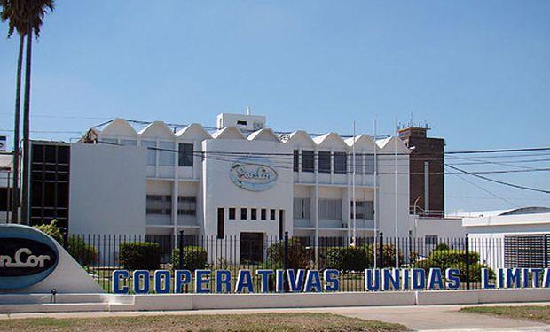 Autoridades nacionales visitaron la planta de Sancor en Sunchales