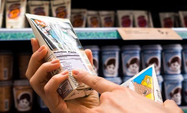 Buscan regular el etiquetado frontal de alimentos: el debate legislativo que se viene