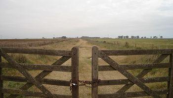 La ley de tierras, en la mira oficial