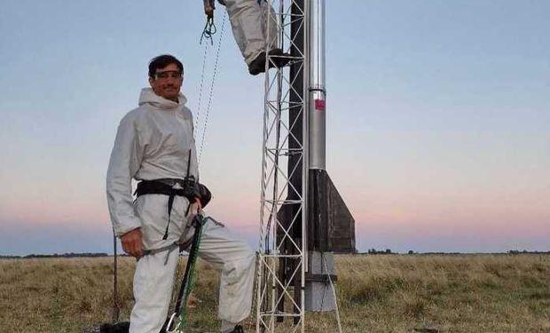 Cómo el biodiesel se convirtió en un aliado a la hora de incursionar en la carrera espacial