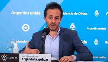 """El subsecretario de Pesca y Acuicultura de la Nación destacó que """"las inversiones siguen llegando a nuestro país"""""""