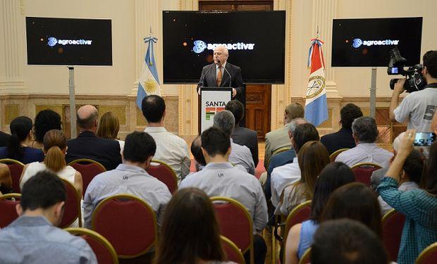 Se lanzó la nueva edición de Agroactiva en Rosario.
