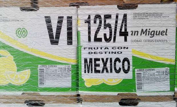 El sábado 19 salió por el puerto de Buenos Aires.