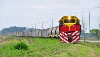 Destacan el alto potencial de la línea de ferrocarril San Martín