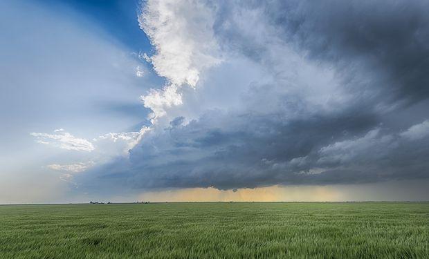 Recién durante el sábado las precipitaciones tenderían a generalizarse sobre Buenos Aires, Entre Ríos, Santa Fe y este de Córdoba.
