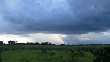 Pronóstico del tiempo: alerta por lluvias en zona núcleo