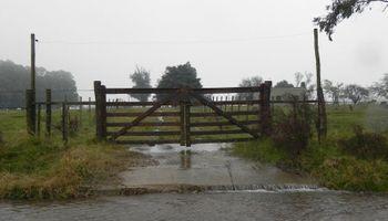 Continúan las lluvias en el centro norte del país