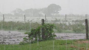 Pronóstico del tiempo: alerta por lluvias intensas en el Litoral